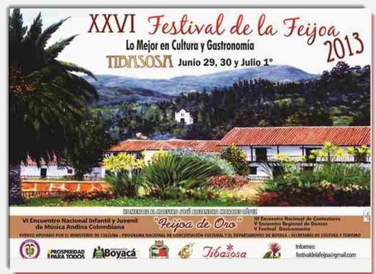 Festival de la  Feijoa  2013