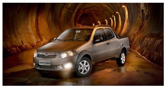 Fiat Strada Trekking Doble Cabina 2013