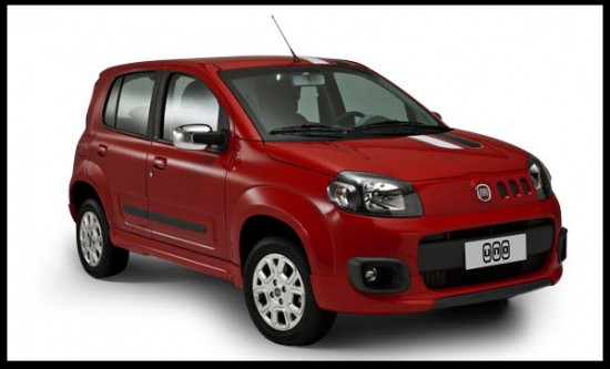 Fiat Uno Vivace Pack  Young 2013