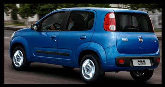 Nuevo Fiat Uno Vivace Pack Young 2013