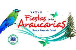 Fiestas de las Araucarias en Santa Rosa de Cabal, Risaralda 2013