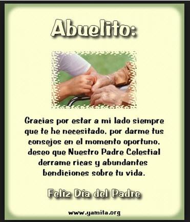 Frases y Postales para el Día del Padre en México