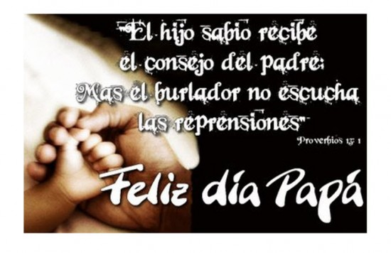 Imagen del Día del Padre en México