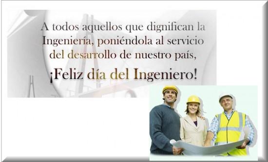 Imágenes del Día del Ingeniero