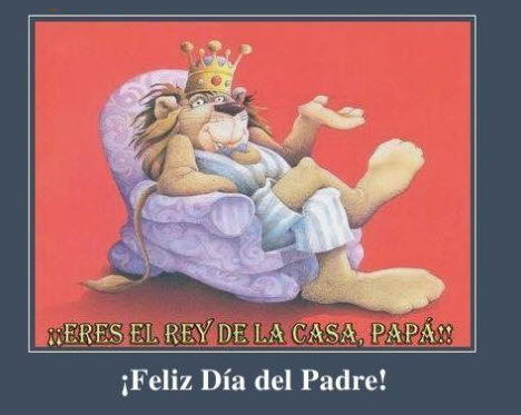 Postales para el dia del Día del Padre