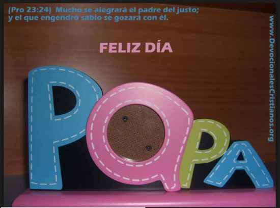 Postales y frases para el dia del Día del Padre