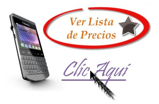 Listado de ofertas Blackberry Porsche Design P 9981