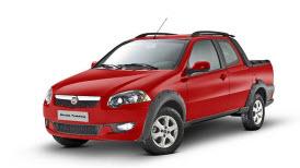 Nueva Fiat Strada Trekking Doble Cabina 2013