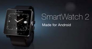 Nuevo Android Sony SmartWatch 2