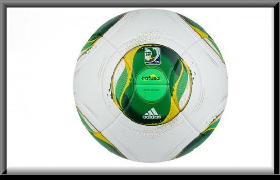 Pelota de la Copa Confederaciones Brasil 2013
