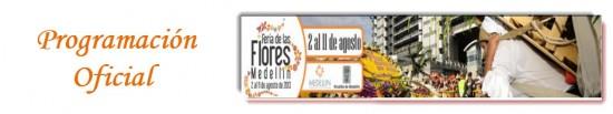 Programación Oficial Feria de las Flores 2013
