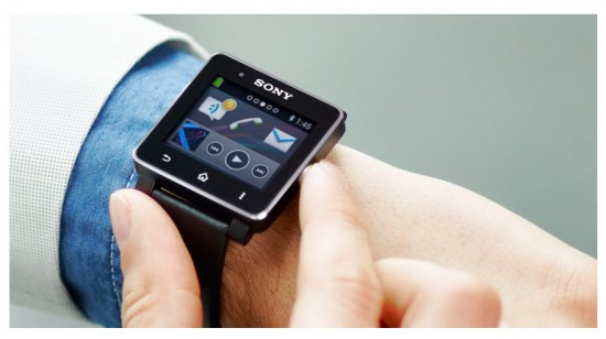 Sony SmartWatch 2, Reloj inteligente