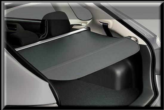 Subaru Impreza, cubre equipajes retractil