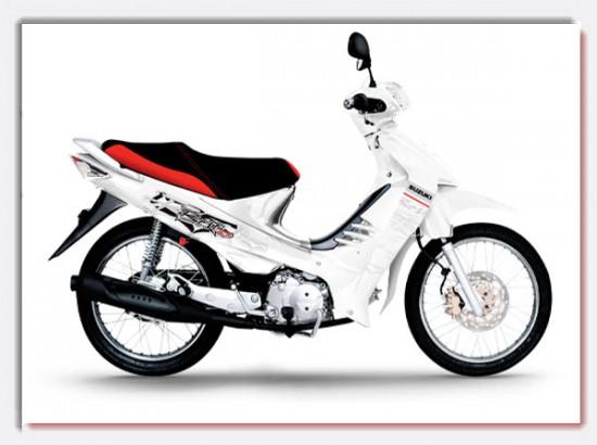 Suzuki Best 125 future 2014