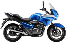 Nueva Suzuki Inazuma S 2014