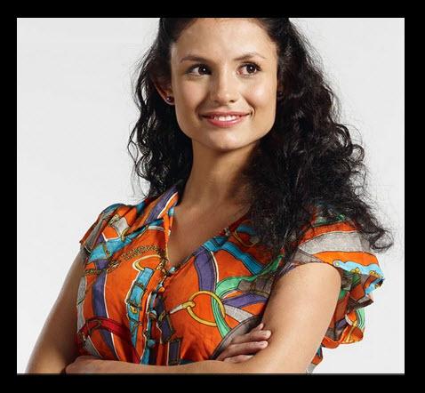 Tatiana Arango interpreta a Magnolia Echeverry