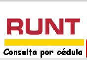 Runt por cedula aquí – www.runt.com.co