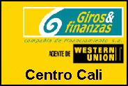 Teléfono y Dirección Giros y finanzas, Centro, Cali, Valle