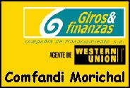 Teléfono y Dirección Giros y finanzas, Comfandi Morichal , Cali, Valle