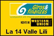 Teléfono y Dirección Giros y finanzas, La 14 Valle del Lili, Cali, Valle