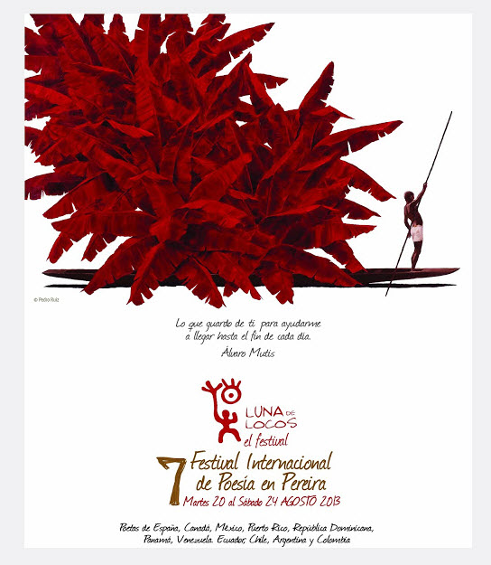 Festival Internacional de Poesía en Pereira 2013