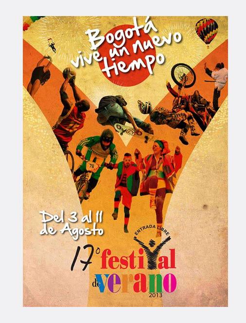 Festival de Verano 2013 en Bogotá