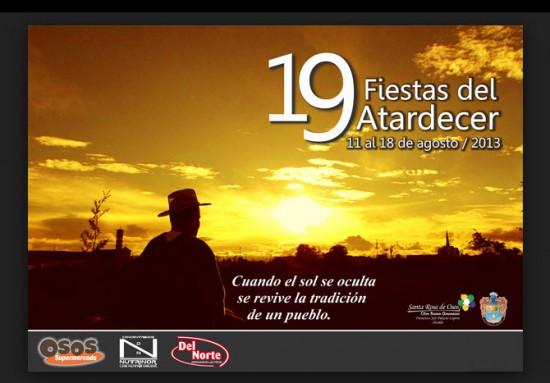 Fiestas del Atardecer en Santa Rosa de Osos 2013
