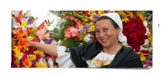 Feria de las Flores 2013