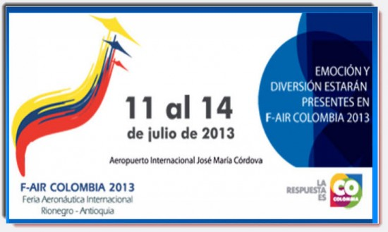 F-AIR Colombia 2013