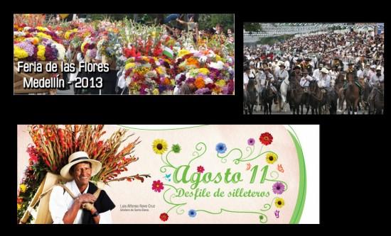 Feria de las Flores 2013 en Medellin