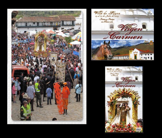 Ferias y Fiestas de la Virgen del Carmen