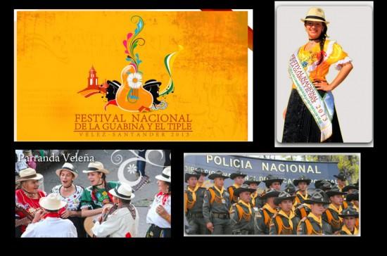 Ferias y Fiestas en Vélez 2013