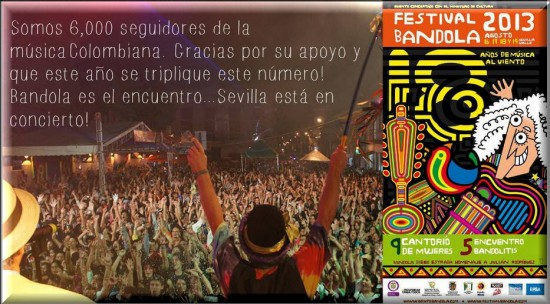 Festival Bandola 2013 en Sevilla