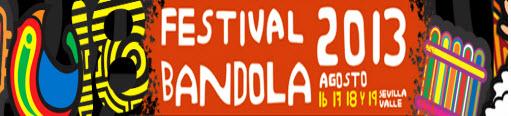Festival Bandola 2013 en Sevilla, Valle del Cauca