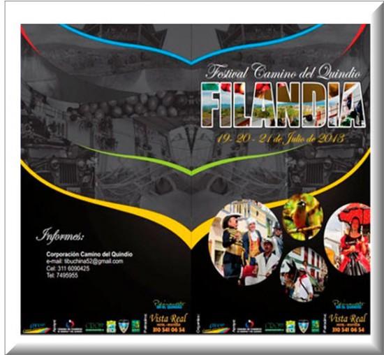 Festival Camino del Quindo en Filandia 2013