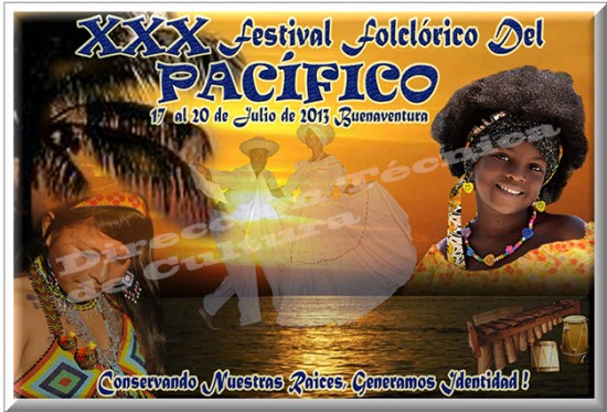 Festival Folclórico del Pacífico 2013
