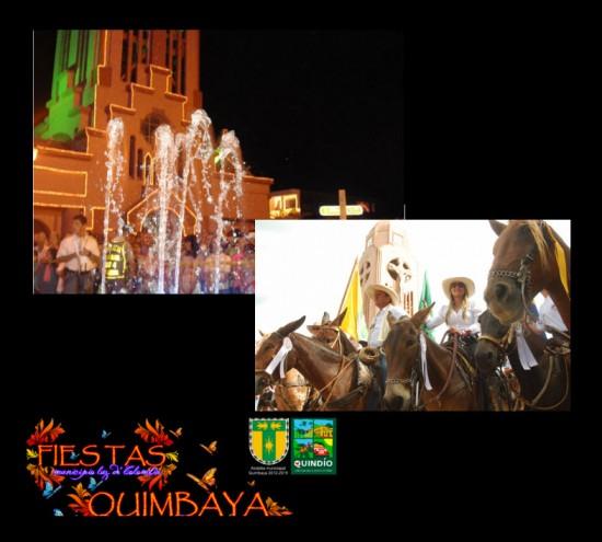 Fiestas aniversarias en Quimbaya 2013, 99 años