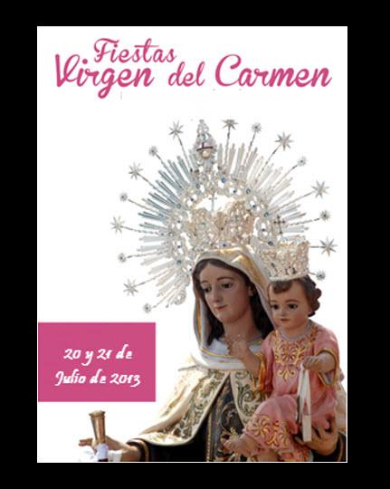 Fiestas de la Virgen del Carmen en Chivatá 2013
