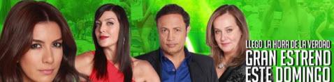 Gran Estreno Protagonistas de Nuestra Tele 2013