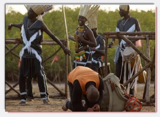 Hassam Eliminado de Desafío África