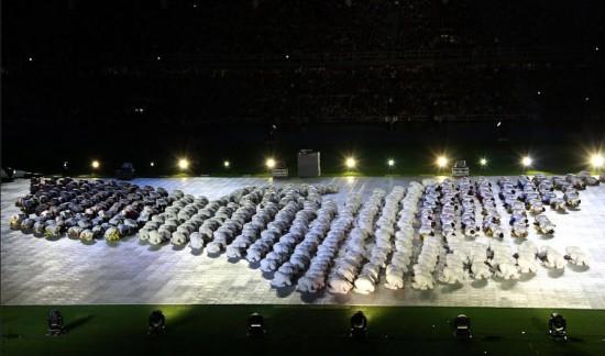 Imágenes de la Inauguración Juegos Mundiales 2013