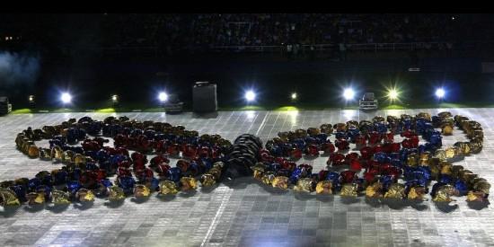 ceremonia de los Juegos Mundiales 2013