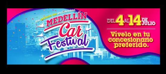 Medellin Car Festival 2013