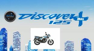 Bajaj Discovery 125+