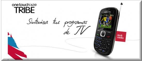 Nuevo Alcatel One Touch 639 Tribe