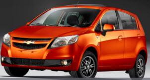 Nuevo Chevrolet SailCo