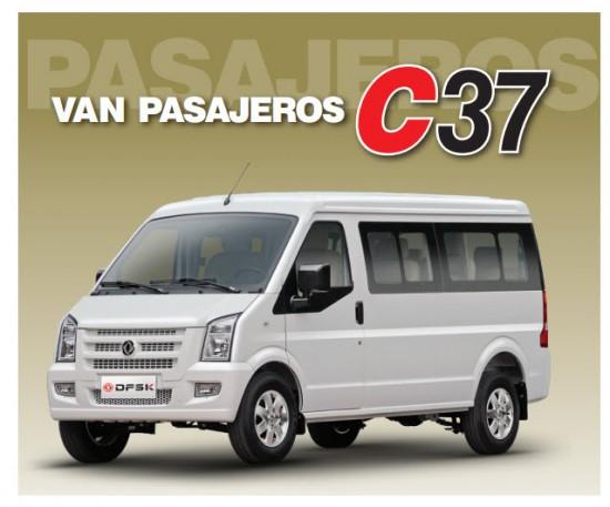 Nuevo DFSK C37