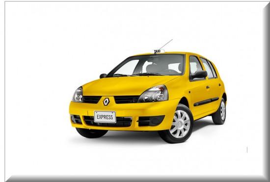 Taxi Renault Express
