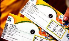 Precios de la Boletería para el Mundial de Brasil 2014