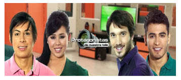 Conozca los 4 Protagonistas de Nuestra Tele que Colombia Eligió